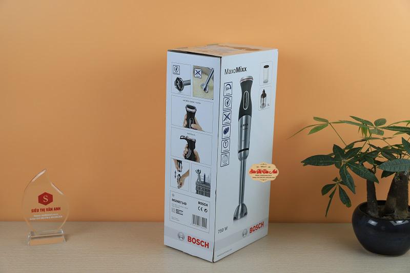 Vỏ hộp Máy xay cầm tay Bosch MSM87140