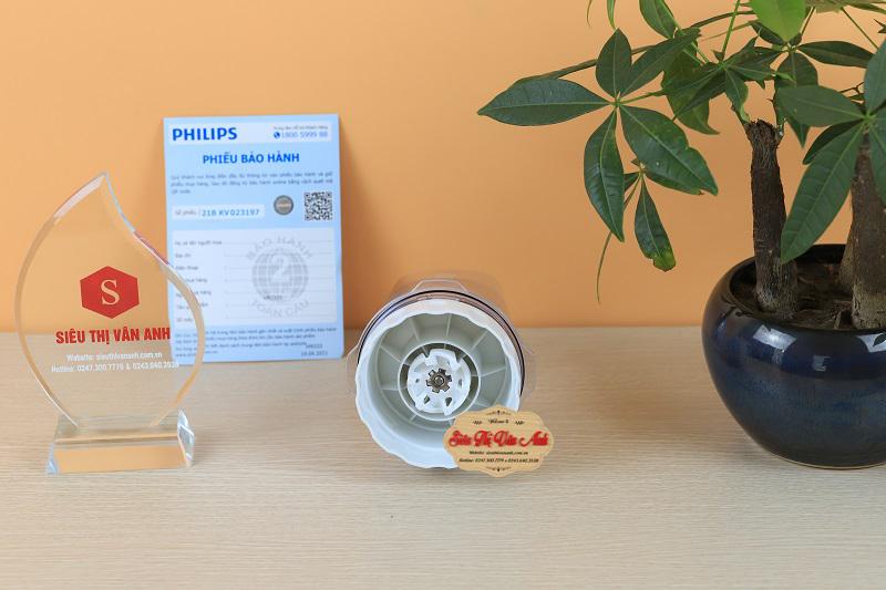 Bảng điều khiển của Philips HR2223