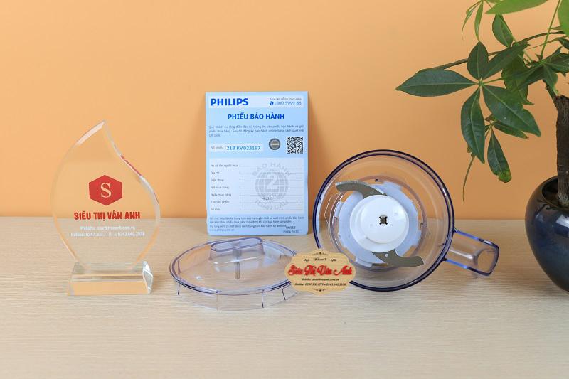 Cối xay thực phẩm ướt của Philips HR2223