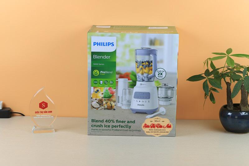 Vỏ hộp củaMáy xay sinh tố Philips HR2223/00