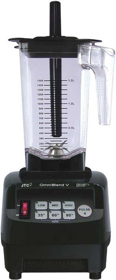 Máy xay sinh tố công nghiệp JTC OmniBlend V TM-800A