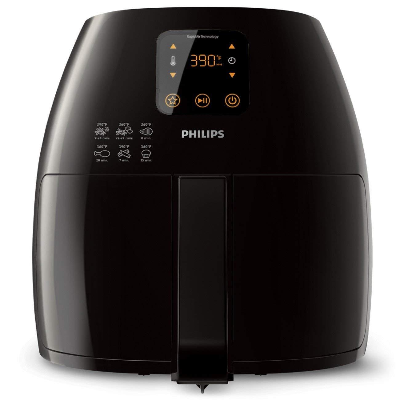 Nồi chiên không dầu Philips HD9240/90 Hàng chính hãng