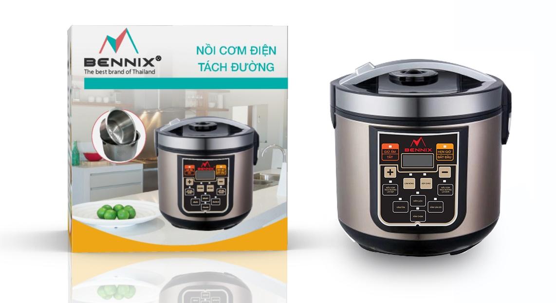 Nồi cơm tách đường Bennix BN-146 Công nghệ Thái lan