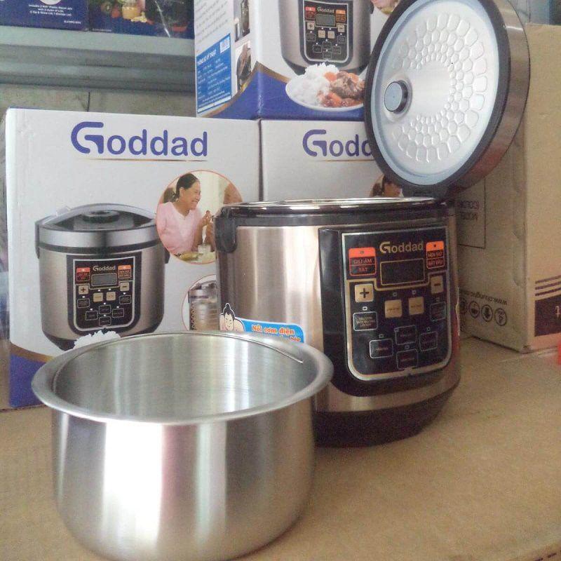 Nồi cơm tách đường Goddad GD-368 Công nghệ Thái lan