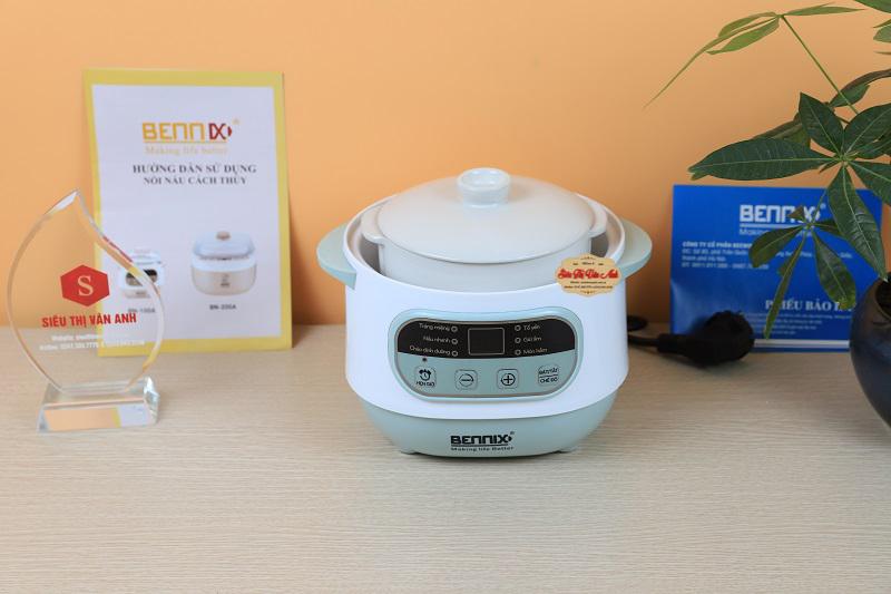 Nồi chưng yến Bennix BN-100A Công nghệ Thái lan
