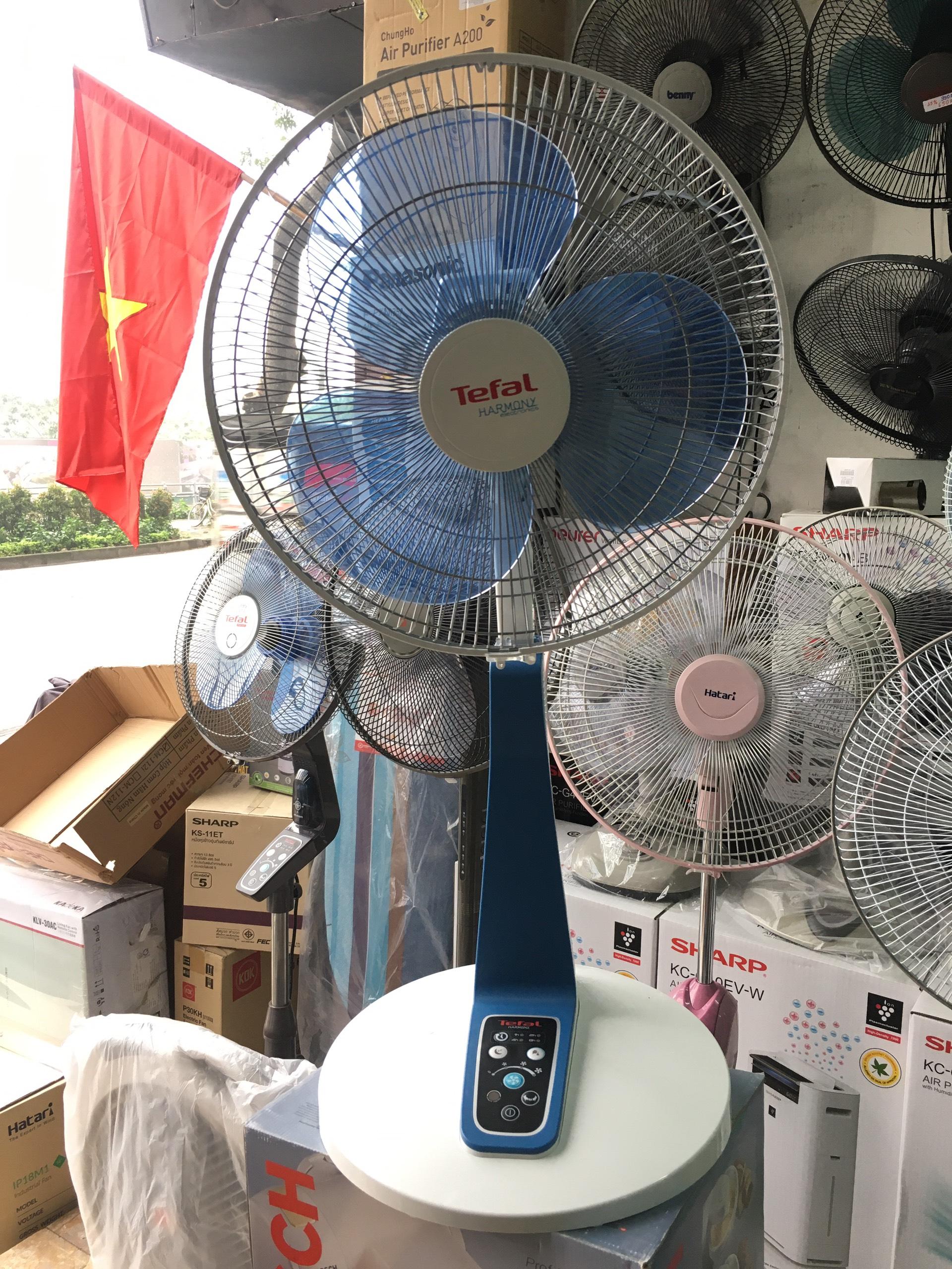 Quạt lửng Tefal VF3660 Sản xuất tại Việt nam
