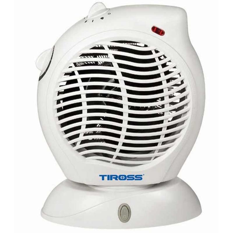Quạt sưởi điện 2 chiều Tiross TS945